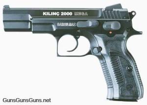 Sarsilmaz Kilinc 2000 MEGA left side photo