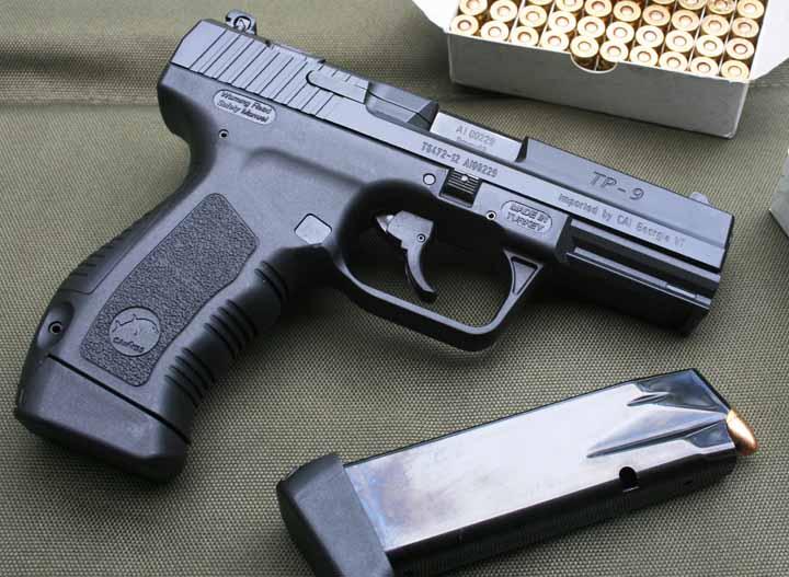 Handgun Review The Canik55 Tp 9 Gungunsgunsnet