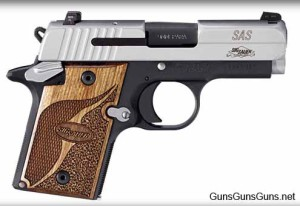 The P938 SAS, with rounded edges.