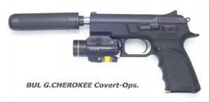 BUL G Cherokee Covert Ops left side photo
