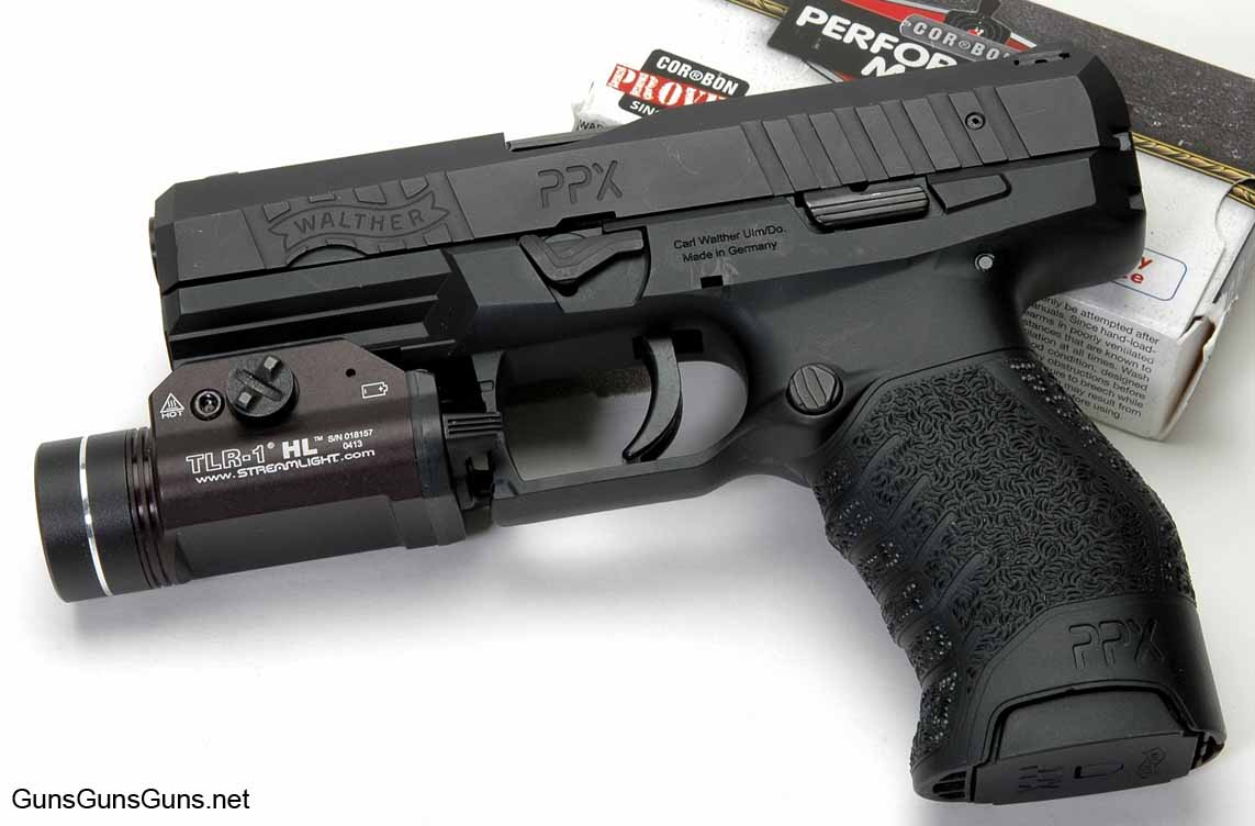 Handgun Review: the Walther PPX | GunGunsGuns net