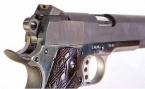 Shooters Arms Stingray Info & Photos | GunGunsGuns net