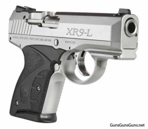 The XR9-L Platinum model.
