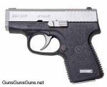 Kahr Arms CW380 left