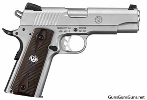 Ruger SR1911 Carry right