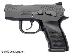 Sphinx Arms SDP Subcompact left