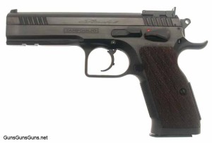 Tanfoglio Stock III left