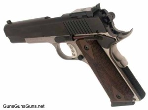 Tanfoglio Witness 1911 Custom left