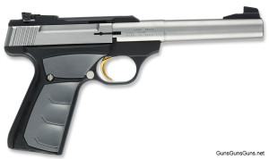 Browning Buck Mark Camper Stainless UFX right