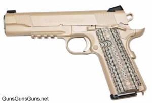 Colt Marine Pistol left