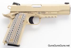Colt Marine Pistol right