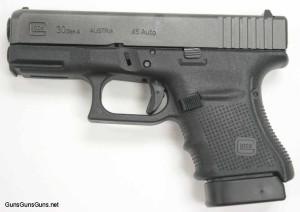 Glock 30 Gen4 left