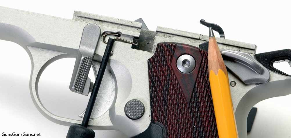 Handgun Review Kimber Micro Carry Gungunsguns Net