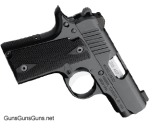 Kimber Micro Carry black right