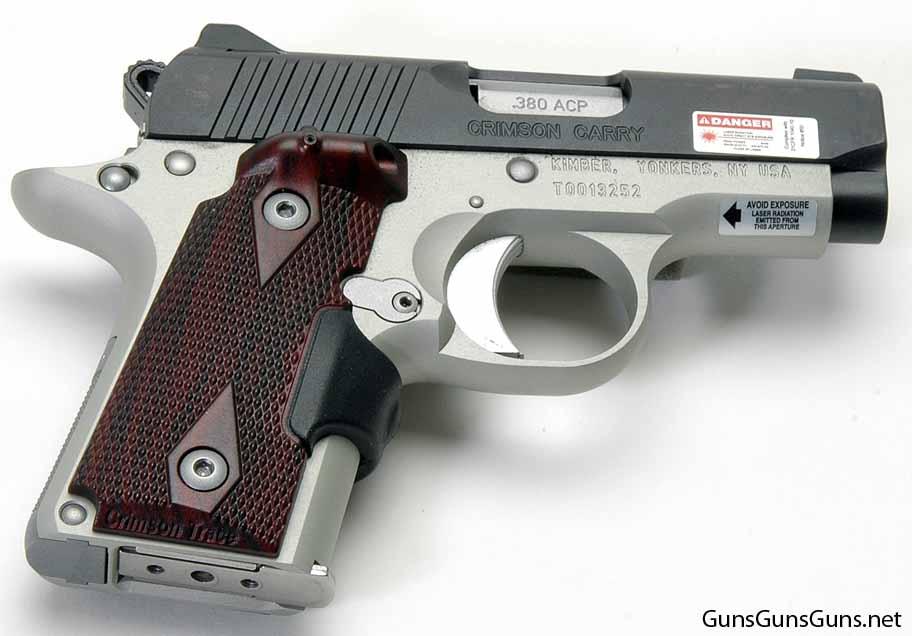 Handgun Review Kimber Micro Carry Gungunsgunsnet