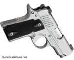 Kimber Micro Carry stainless right