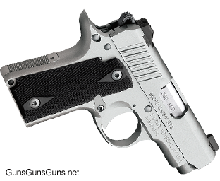 Kimber Micro Carry stainless right side photo