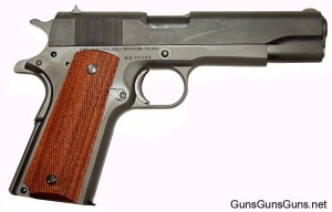 M1911A1 Government 45 ACP Right Side photo