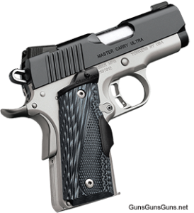 Kimber Master Carry Ultra right side