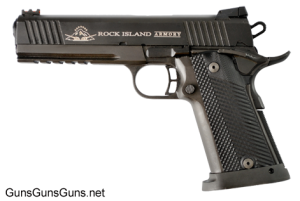 Rock Island Armory TCM 22 VZ left