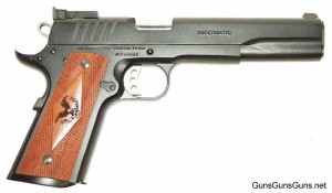 Supermatic 1911 Right Side