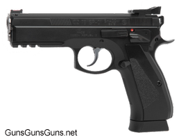 CZ 75 SP-01 Accu-Shadow left side photo