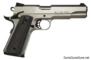 Para Elite Pro stainless right side