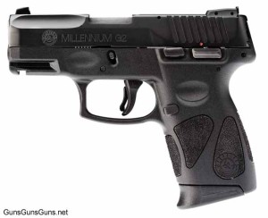 Taurus Millennium G2 left side