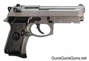 Beretta 92 Compact Rail right side