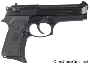 Beretta 92 Compact right side photo