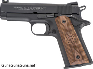 Chiappa Firearms 1911-22 Compact left side