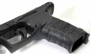 Walther PPQ M2 frontstrap photo