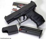 Walther PPQ left side