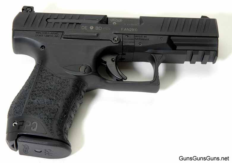 Walther PPQ right side photo