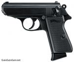 Walther PPKS 22 black left side