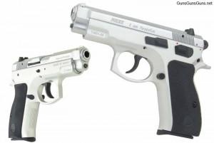 Canik55 C-100 hard chrome