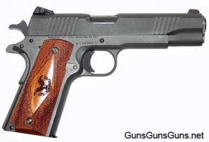 High Standard M1911 Custom Carry right side