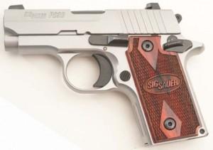 SIG Sauer P238 HDW