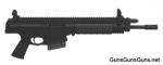 Robinson Armament XCR-M Pistol right side