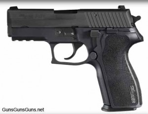 The P227 Carry from the left.