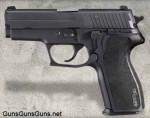 SIG Sauer P227 SAS Gen 2 left side