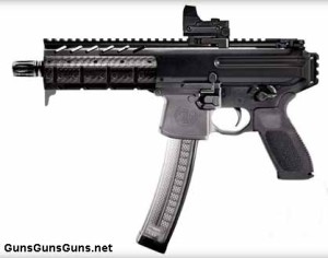 The MPX-P from the left.