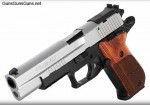 SIG Sauer P220 Super Match left side