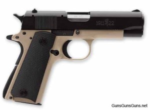 The 1911-22 Compact Composite from the right.