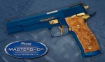 SIG Sauer P226 X-Six Scandic Blue left side