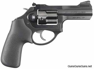 Ruger LCRs 3inch right side