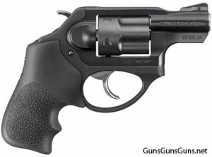 Ruger LCRx right side photo