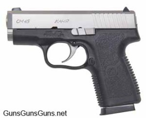 The CM45 from the left.
