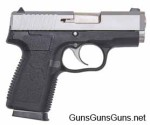 Kahr Arms CM45 right side