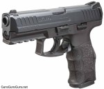 Heckler Koch VP9 left front photo